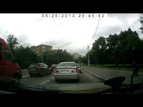 Причина пробки! )