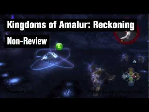 Kingdoms of Amalur: Reckoning Non-Review [HD]