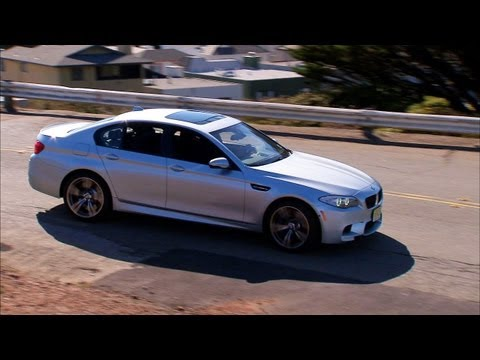 Car Tech - 2013 BMW M5