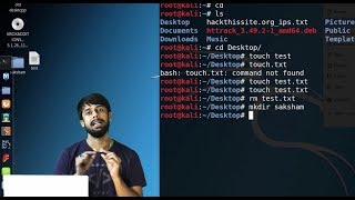 Linux commands : Clear your Linux Basics in 25 min for beginners (Hindi)