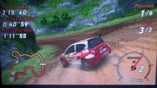 Sega Rally Revo : Lightwater Motorsports Rally