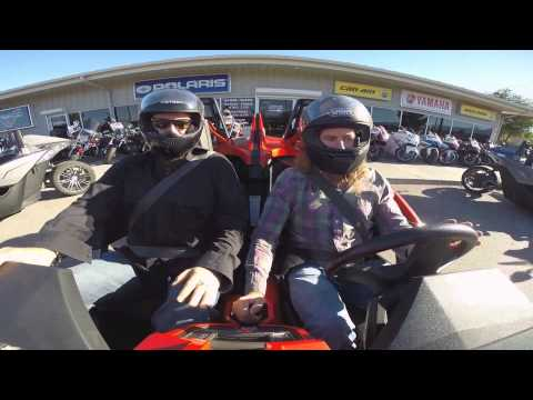 Ask the Car Chasers: Polaris Slingshot test ride with Andy Bell
