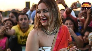 Sonakshi Sinha Trolled For Her Fashion Experiment At 'IIFA 2017' | Bollywood News