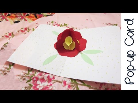 Easy Pop-up Card - Mother's Day Gift Idea DIY | Sunny DIY
