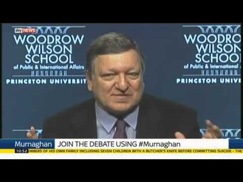 Jose Manuel Barroso Calls A Second Referendum 'Unthinkable'