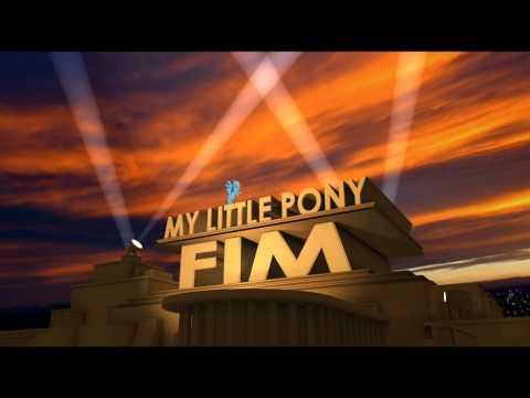 My Little Pony 20th Century Fox Intro video