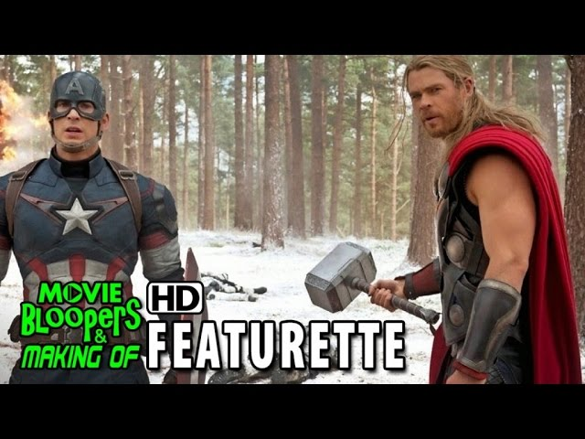 Avengers: Age of Ultron (2015) Featurette - Story + Movie Facts