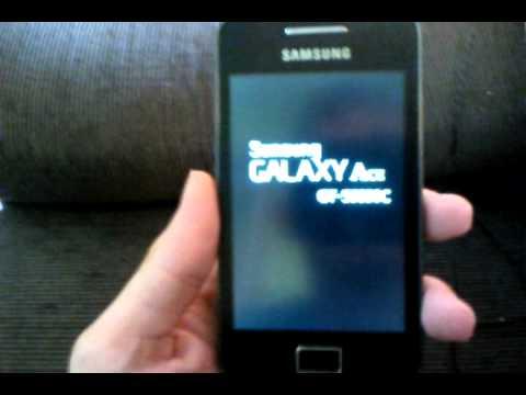 [Tutorial] Formatando o Galaxy Ace Gt s5830c