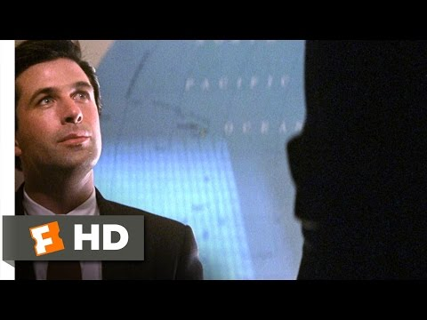 The Hunt For Red October (2/9) Movie CLIP - Ryan's Plan (1990) HD
