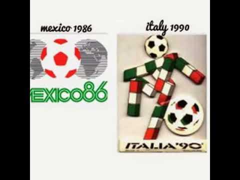 Logotipos Copa del Mundo: desde 1930 hasta 2014