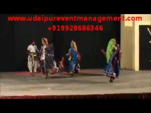 Udaipur Event Management - Rajasthani Dance video