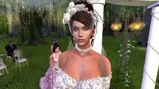 Dean & Xana Second Life Wedding - 8.19.18