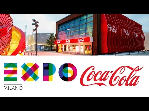 Expo 2015: COCA-COLA Pavilion - Feeding the Planet, Energy for Life