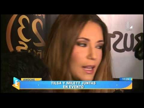 Tilsa Lozano Y Milett Figueroa: Mira El Cara A Cara De Las Modelos