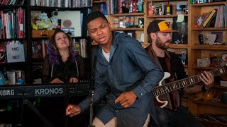 Gallant: NPR Music Tiny Desk Concert