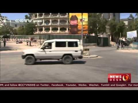Al-Shabaab insurgents claim responsibility for the Somalia hotel attack