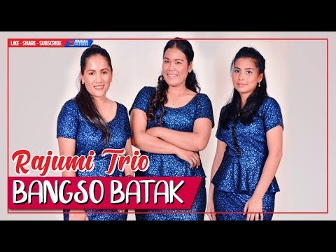 Rajumi Trio - Bangso Batak (Official Music Video) Lagu Batak Terbaru