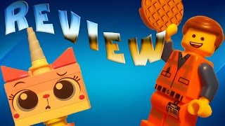 The Lego Movie: Double Decker Couch Review (70818)