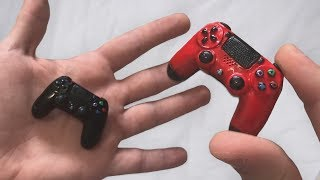 I Played The Smallest Gaming Controller in the World