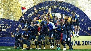 France vs Croatia 4-2   FINAL   FIFA World Cup Russia Final 2018   Match 64   15/07/2018