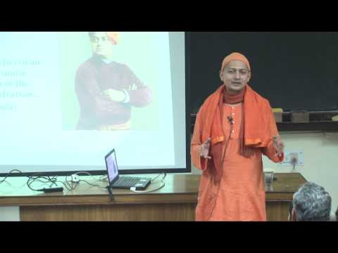 Swami Sarvapriyananda-secret Of Concentration At Iit Kanpur video