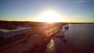 Quadcities with Drone 4k *Explicit Song*