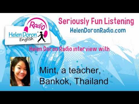Interview with Mint - Helen Doron Teacher from Bangkok Thailand