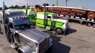 2014 Chrome Shop Mafia Guilty By Association Truck Show Highlight