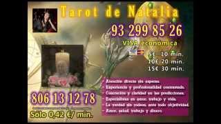 tarot Visa Económico 5 Euros 10 min 93 299 85 26