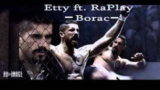 Etty ft. RaPlay- Borac ( 2013) Make money studio #1