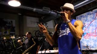 Ozomatli - Nadas Por Free (Live on KEXP)