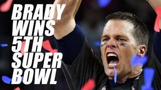 Patriots Win Super Bowl 51