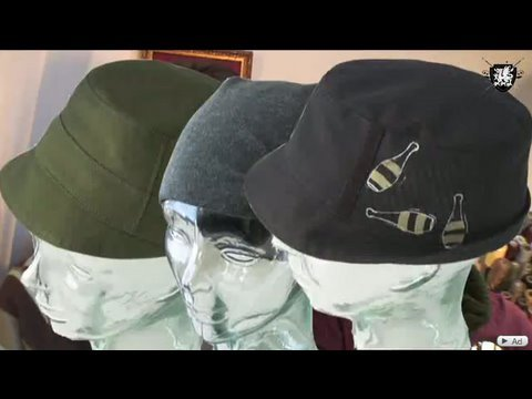 How-to Make a Cycling Cap, Threadbanger