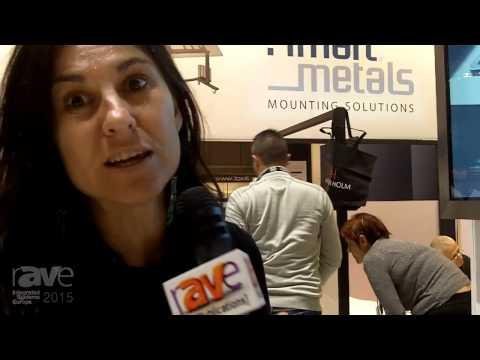 ISE 2015: Arthur Holm Demonstrates Dynamic Nametag
