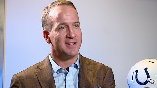 Peyton Manning discusses Andrew Luck's injury