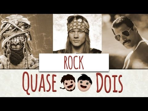 Quase Dois #3 - Classic Rock video