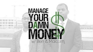 Manage Your Damn Money Discuss Black Friday Sales
