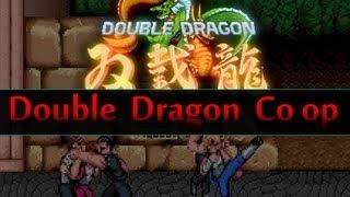 Double Dragon Arcade Co op