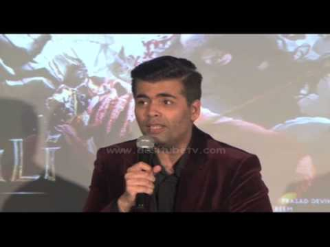 Karan Johar: After 'Bombay Velvet' nobody wants to see me act on screen, Watch Video!