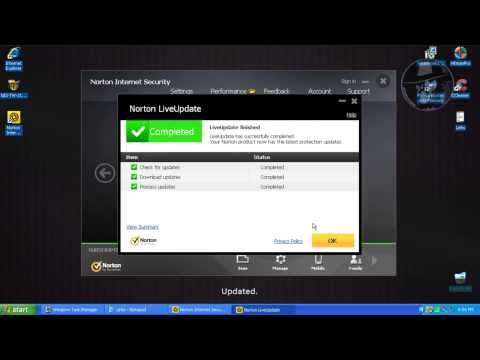 Norton Internet Security 2014 FINAL (Default settings) - Test with more links