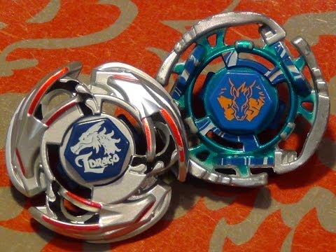 Beyblade Battle: L-drago 105f Vs Pegasis 105f video