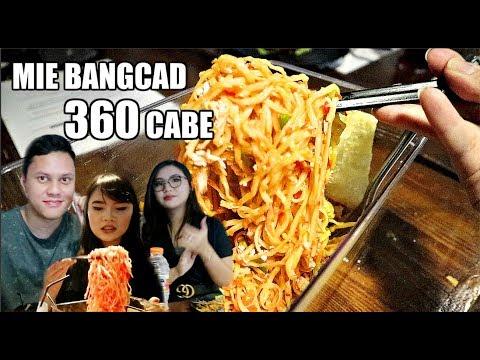 MIE 360 CABE, BANGCAD BANGET! (+ Review CakeKinian)