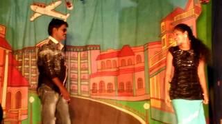 Reading dance in kakanadi