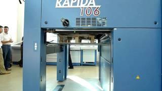 KBA Rapida 106 8 SW