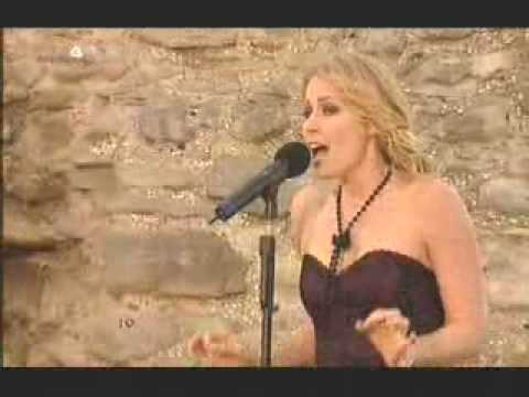 Natasha Bedingfield - Unwritten - Acoustic Performance