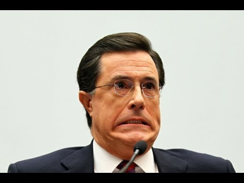 Colbert Ripped (Again) By O'Reilly, Rush Limbaugh klip izle