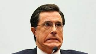 Colbert Ripped (Again) By O