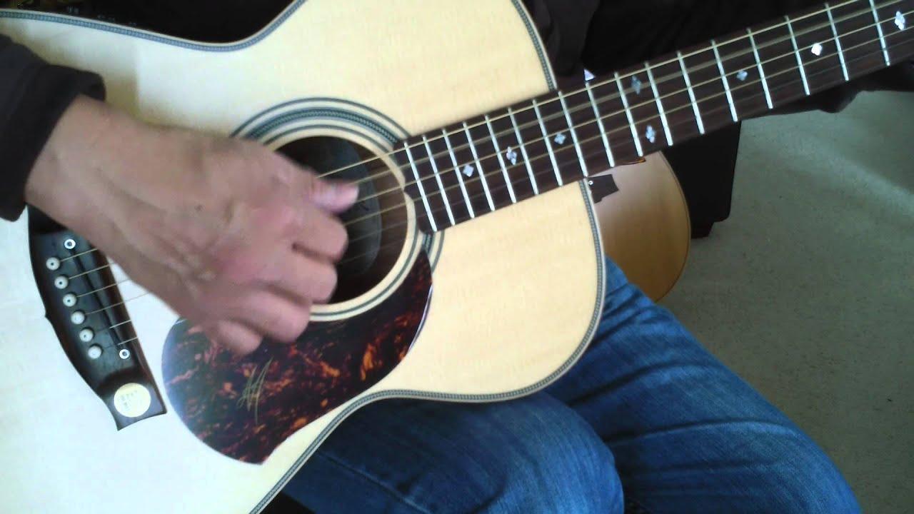 Kahit Maputi Na Ang Buhok Ko-Filipino song.Fingerstyle solo guitar unplugged.Maton EBG 808 ...