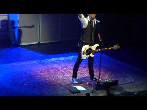 Dougie&#039;s Story - McFly Memory Lane Tour 2013 ~ Manchester 04/05/13