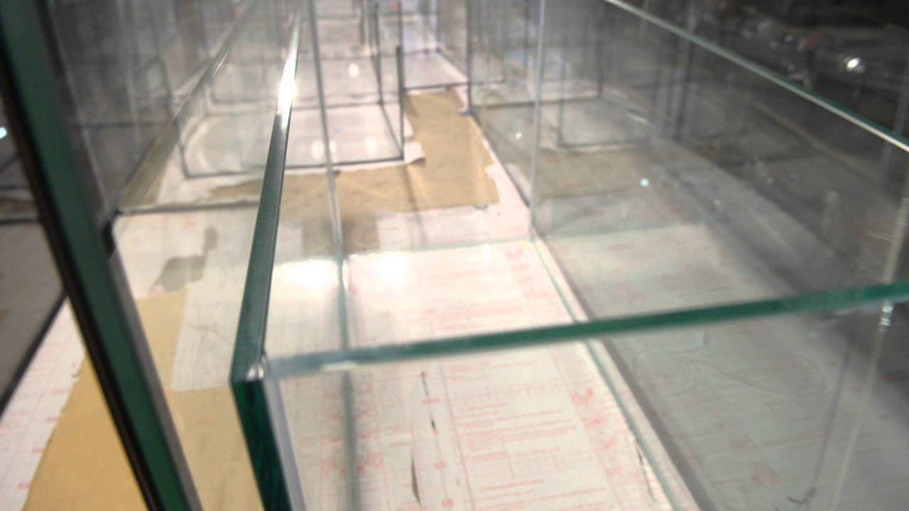 Покровное стекло в аквариум своими руками